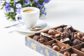 tea and chocolates - 1